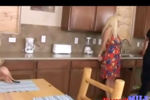 sexy blonde d like to fuck teaching her wench