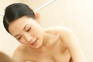 oriental gal has fucking and engulfing part5