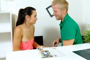 czech legal age teenager virgin inspected by