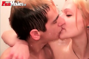 homemade video of a youthful alt couple fucking