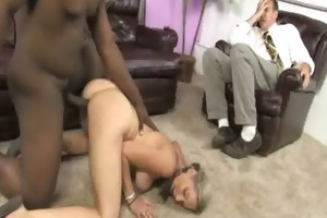 hard pounding in nasty aromatic young hoe