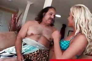 grandpa jeremy acquires his cock sucked