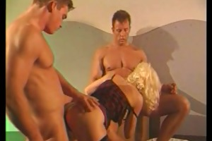 charming busty golden-haired dutch milf fucked,